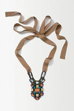 Gemstone Trove Necklace | Anthropologie.eu