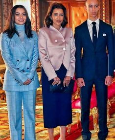 Double Breasted Suit, Morocco, Allah, Royalty, Suit Jacket, Hassan 2, Suits, Jackets, Princesses