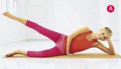 упражнения для внутренней поверхности бедер