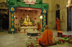 Sri Ramakrishna Birthday Celebration 2016 Celebration of 181st Birth Anniversary of Sri Ramakrishna on 10 March 2016 at Belur Math