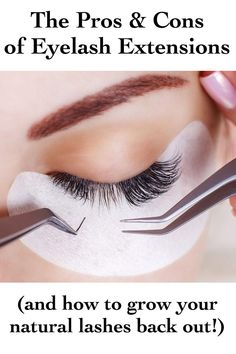 How To Regrow & Boost Your Lashes After Extensions – Styled to Sparkle – Care – Skin care , beauty ideas and skin care tips Make Eyelashes Grow, Short Eyelashes, Wispy Lashes, Eyelash Lift And Tint, Eyelash Tinting, Eyelash Growth Serum, Eyelash Extensions Before And After, Makeup Eyes, Lashes