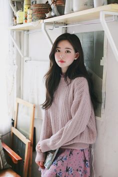 daily 2019 feminine & classy look Korean Fashion Trends, Trendy Fashion, Fashion Models, Girl Fashion, Fashion Outfits, Womens Fashion, Classy Outfits, Beautiful Outfits, Cute Outfits