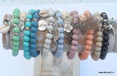 MonnieZ maakt sieraden volgens de laatste trend voor een leuke prijs