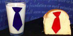 White Milk Debated White Bread In 'Daily Show' VP Stream