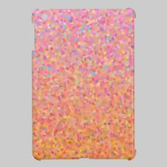 Cotton Candy Sky iPad Mini Cover