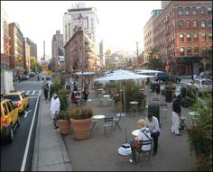 NYC Street View, Nyc, Public Spaces, New York City