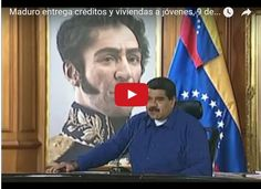Maduro entregará 40.000 becas a jóvenes que se saquen el carnet de la patria  http://www.facebook.com/pages/p/584631925064466