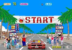 Name the arcade classic? Gran Turismo owes a lot to this game paving the way! Classic Video Games, Retro Video Games, Retro Games, 90s Childhood, Childhood Memories, Vintage Games, Retro Vintage, Mega Drive Games, Videogames