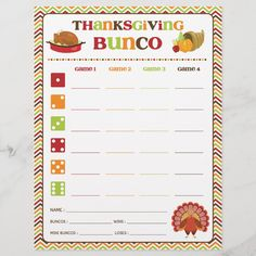A fun and entertaining game for your Thanksgiving Celebration! Visit my store - CutieParty - to get the matching set. Contact me if you'd like to have a matching items that is currently not available at my store. Thanksgiving Facts, Thanksgiving Celebration, Thanksgiving Treats, Thanksgiving Activities, Bunco Game, Bunco Party, Tea Party, Bunco Score Sheets, Fun Party Games