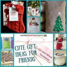 Homemade christmas gifts on pinterest homemade christmas for Thoughtful homemade gifts for christmas