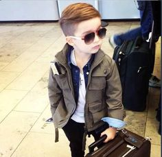 Now here's a mini gent.