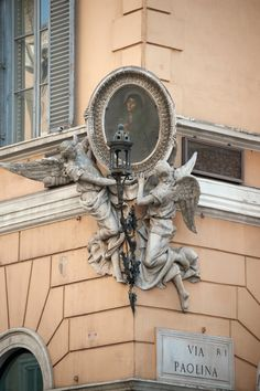 European Architecture includes Angels overseeing ♒ www.pinterest.com/WhoLoves/Beautiful-Buildings ♒  #Architecture