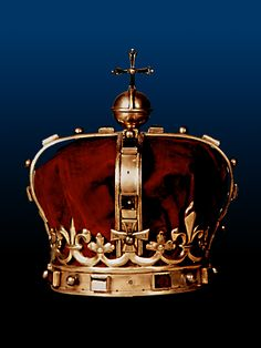 CROWN OF ARDA GIVEN BY JAMES, The English Duke of York, TO THE KING OF ARDA, 1664, collection Rijksmuseum, Amsterdam, The Netherlands. The crown never reached the king. Dutch Admiral Michiel de Ruyter claimed it with all The Dutch West India possessions. Christian Orlov photo Collection & retouching.
