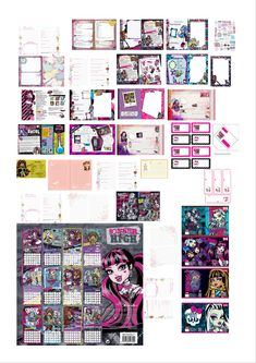Monster High - miniature