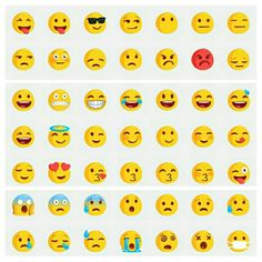 The best smileys ever!!! ☺