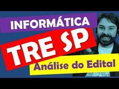 Concurso TRE SP 2016 2017 Análise do Edital Informática