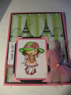 La-La Land Crafts For Kids: Paris-Inspired Hostess Challenge