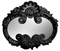This is actual one item that Phil and I might both love, the detail is gorgeous, I almost didn't even realize it was a batman mirror!