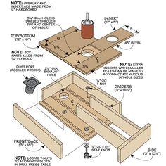 Dust-Free Sanding Table | Woodsmith Tips