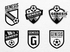 sporting seattle crest brand design pinterest soccer ball