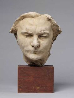 Mask, Dante, terracotta, by Auguste Rodin, France (Paris), ca. 1908 Abstract Sculpture, Wood Sculpture, Bronze Sculpture, Metal Sculptures, Rodin Artist, Traditional Sculptures, Auguste Rodin, Ancient Art, Art Museum