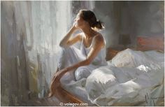 We are professional Vladimir Volegov supplier and manufacturer in China.We can produce Vladimir Volegov according to your requirements.More types of Vladimir Volegov wanted,please contact us right now! Dream Painting, Figure Painting, Painting & Drawing, Vladimir Volegov, Portrait Art, Portraits, Russian Art, Russian Painting, Pics Art