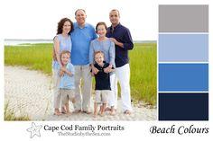 Cape Cod beach portraits what to wear. Clothing ideas family portraits. Nautical family photos.