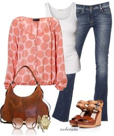 """Summer Weather"" by archimedes16 on Polyvore, different shoes"