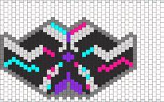 Random Mask bead pattern