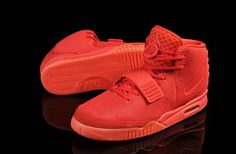 new style 55c0e 5ac49 Discount 2014 Nike Air Yeezy 2 II Red Oct Mens Shoes Online For Sale Save  up Off! site full of nikes off for people who burn through shoes