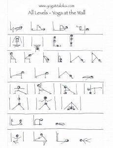 yin yoga sequence - Google Search