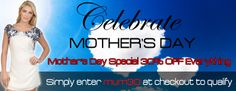 Celebrate Mother's Day with us! Enjoy 30% off everything including sale lines and plus completely free delivery! Just apply code mum30 at the check out ;)  Shop here: http://pussycatlondon.com/