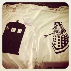 Estampas Doctor Who