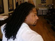 The BEST Faux Locs Man point of view - YouTube