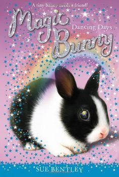 Dancing Days #5 (Magic Bunny) by Sue Bentley http://www.amazon.com/dp/0448467933/ref=cm_sw_r_pi_dp_wfvovb1KFRAMA