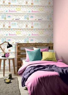 Arthouse Imagine Fun Wallpaper | Girls Life Multi | 696004