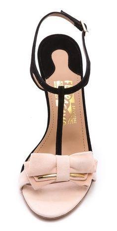 the prettiest t strap heels