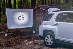 Take your home theater experience to the outdoors with #OnStar4GLTE | 8 Camping Hacks Every Outdoor Enthusiast Should Know