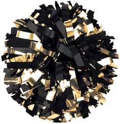 Let your youth squad shine with in-stock metallic cheerleading pom poms. These metallic cheer pom poms are perfect for little cheerleader with big spirit.
