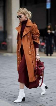 The Best Street Style At London Fashion Week – tania. The Best Street Style At London Fashion Week The Best Street Style At London Fashion Week ellemag Nyc Street Style, Street Style Trends, Autumn Street Style, Cool Street Fashion, Look Fashion, Trendy Fashion, Fashion Outfits, Fashion Trends, Street Styles