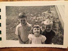 John, Sue, and Bruce