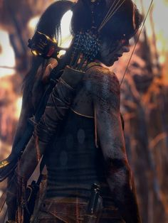 Rise Of The Tomb Raider http://deadendthrills.com