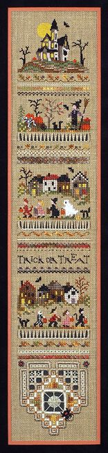 Halloween - Cross Stitch Patterns & Kits (Page 10) - 123Stitch.com