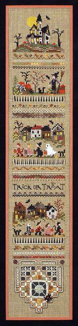 The Victoria Sampler - Cross Stitch Patterns & Kits - 123Stitch.com