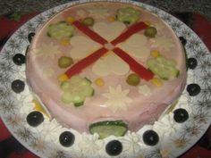 Jak udělat aspikové misky | recept Birthday Cake, Desserts, Recipes, Food, Dinners, Tailgate Desserts, Deserts, Birthday Cakes, Essen
