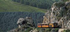 Le petit train de la Rhune Les plus beaux coins de France