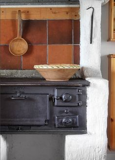 nr. 719 Vedspis - range cooker