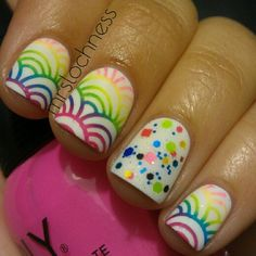 Nails Art - colors