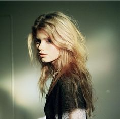 Beautiful unseen photo of abbey lee in her early modelling days