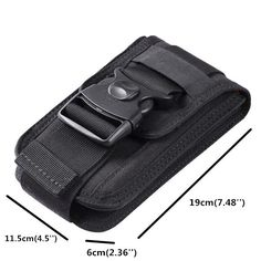 6 Inch Outdoor Tactical Phone Holder Card & Coin Pocket For Men is worth buying - NewChic Mobile